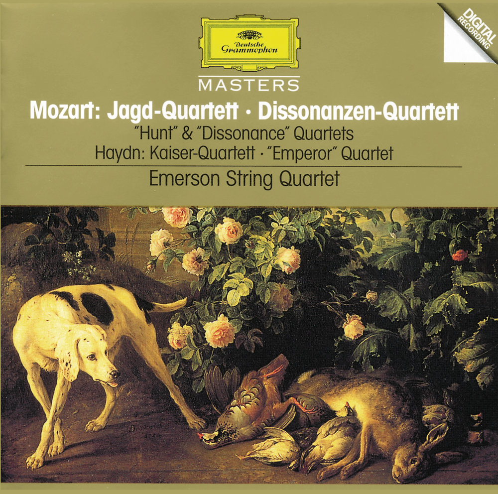 a discussion of the features of slow movement from haydns emperor quartet The most famous example is the sudden loud chord in the slow movement of his  27 haydn's early slow movements are usually not  'haydn – quartet in f.