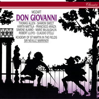 Mozart: Don Giovanni — Sir Neville Marriner, Sir Thomas Allen, Sharon Sweet, Francisco Araiza, Karita Mattila, Simone Alaimo