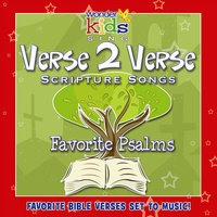 Verse 2 Verse: Favorite Psalms — The Wonder Kids