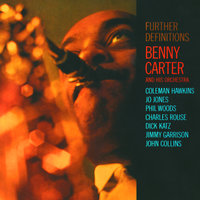 Further Definitions — Benny Carter