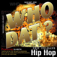 WHO DAT? hip hop vol.1 — сборник