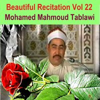 Beautiful Recitation, Vol. 22 — Mohamed Mahmoud Tablawi