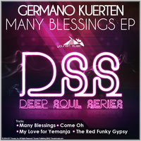 Many Blessings EP — Germano Kuerten