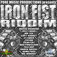 Iron Fist Riddim — сборник