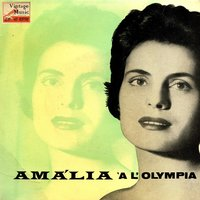 "Vintage World Nº 37 - EPs Collectors ""In Concert At L'Olympia Of Paris"" — Amália Rodrigues"