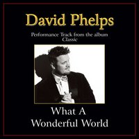 What a Wonderful World Performance Tracks — David Phelps