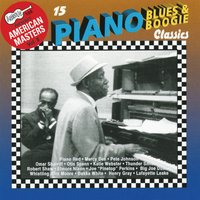 15 Piano Blues & Boogie Classics — сборник