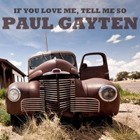 If You Love Me, Tell Me so EP — Paul Gayten