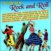 16 Golden Rock And Roll — The Green Rockers Singers