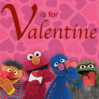 V Is for Valentine — Sesame Street