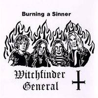 Burning a Sinner — Witchfinder General