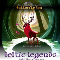 Celtic Legends — Butterfly Tea