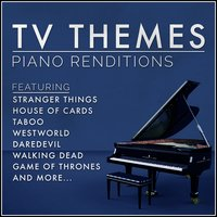 Tv Themes - Piano Renditions — L'Orchestra Cinematique, Various Composers