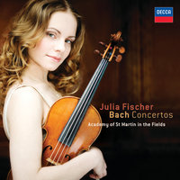 Bach, J.S.: Violin Concertos — Academy of St. Martin in the Fields, Julia Fischer, Alexander Sitkovetsky, Andrey Rubtsov