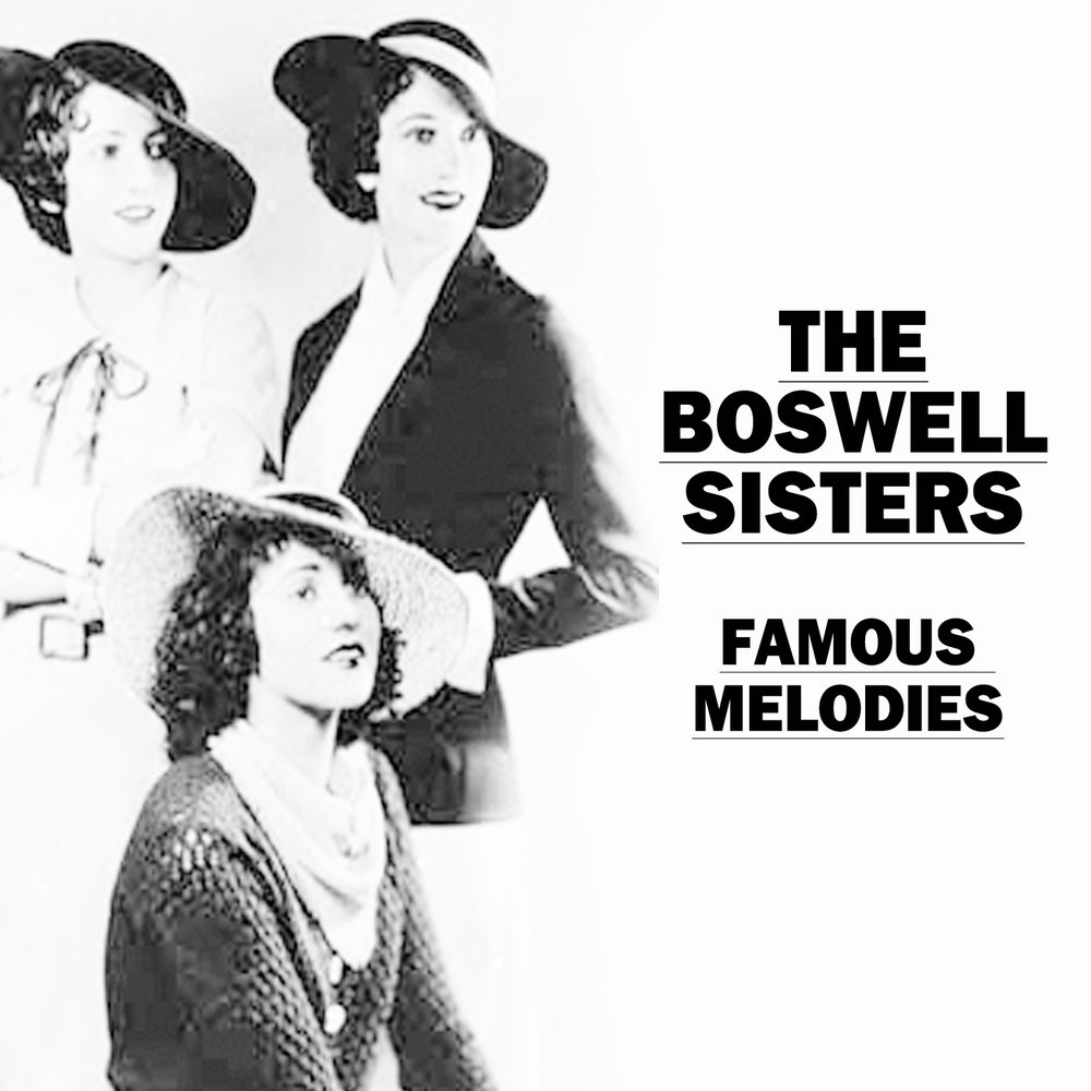 Boswell Sisters, The - That's How Rhythm Was Born