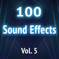100 Sound Effects, Vol. 5 — Sound Effects Design Society
