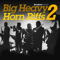 Big Heavy Horn Riffs 2 — Dominic Glover, Gary Crockett, Jason Glover, Dominic Glover, Gary Crockett and Jason Glover