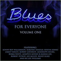 Blues For Everyone Vol 1 — сборник