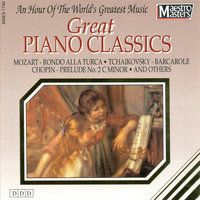 Great Piano Classics — Josef Bulva