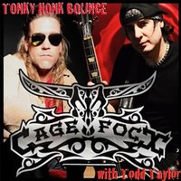 Tonky Honk Bounce (feat. Todd Taylor) — Todd Taylor, Cage & Focx