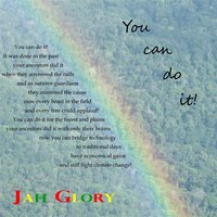 You Can Do It! — Jah Glory