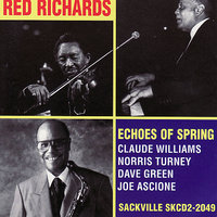 Echoes of Spring — Joe Ascione, Claude Williams, Red Richards, Dave Green, Norris Turney