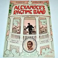 Alexander's Ragtime Band — Joel Diamond, Joel Diamond with the Silver Blue Orchestra, The Silver Blue Orchestra