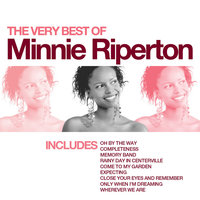 The Very Best of Minnie Riperton — Minnie Riperton, Minnie Ripperton