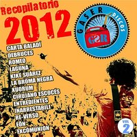 Recopilatorio Gaser Discos 2012, Vol.2 — сборник