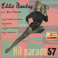 Vintage Dance Orchestras Nº14 - EPs Collectors — Eddie Barclay & His Orchestra