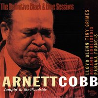 Jumpin'at the Woodside (1974) — Arnett Cobb, Tiny Grimes, Lloyd Glenn, Panama Francis, Roland Lobligeois