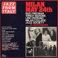 Jazz from Italy - Milan, May 24th — Milan College Jazz Society