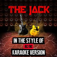 The Jack (In the Style of Ac/Dc) - Single — Ameritz Audio Karaoke