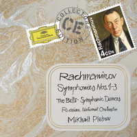 Rachmaninov: Symphonies Nos.1-3; The Bells; Symphonic Dances — Russian National Orchestra, Михаил Плетнёв