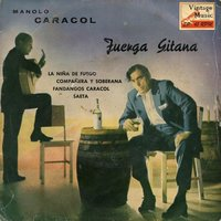 Vintage Flamenco Cante Nº40 - EPs Collectors — Manolo Caracol