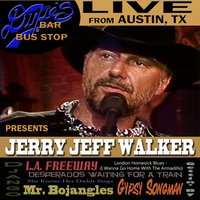 Jerry Jeff Walker Live at Dixie's Bar & Bus Stop — Jerry Jeff Walker