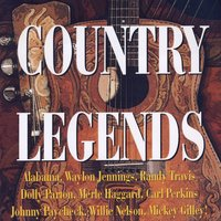 The Golden Treasure Series Of Country Legends — сборник