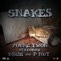 Snakes — P Nut, Young Twon, Db2g