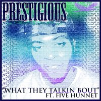 What They Talkin Bout   (feat. Five Hunnet) — Prestigious