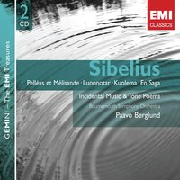 Sibelius Orchestral Works — Paavo Berglund, Ян Сибелиус