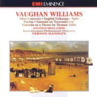 Vaughan Williams - Orchestral Works — Ralph Vaughan Williams, Vernon Handley/Jonathan Small/Royal Liverpool Philharmonic Orchestra