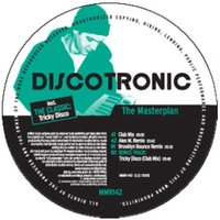 The Masterplan — Discotronic