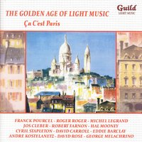 The Golden Age of Light Music: Ça C'est Paris — сборник