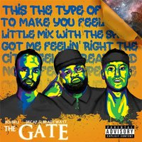 The Gate — Boi Dru, Decap & Brady Watt
