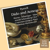 Purcell : Dido and Aeneas — Nikolaus Harnoncourt, Concentus Musicus Wien