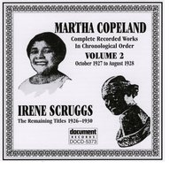 Martha Copeland Vol. 2 (1927-1928) — Martha Copeland