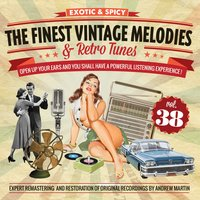 The Finest Vintage Melodies & Retro Tunes Vol. 38 — сборник
