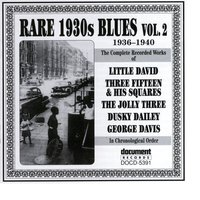 Rare 1930s Blues Vol. 2 (1936-1940) — сборник