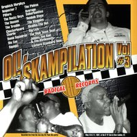 Oi!-Skampilation Vol. #3 — Various Artists - Radical Records