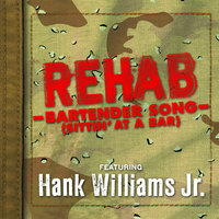 Bartender Song (Sittin' At A Bar) — Hank Williams Jr., Rehab